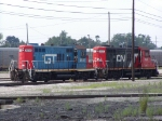 GTW 4610 and GTW 4635