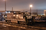 Conrail Shared Assets Oak Island Yard hump unit