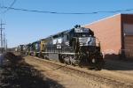 Ex-Erie Lackawanna on the ex-Raritan River Railroad