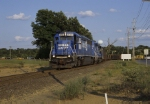 The last blue NS SD45-2
