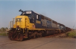 Conrail SA22 with the CSXT 8886