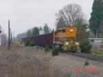 Westside Ballast train