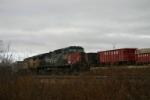 UP 6358 between coal assignments