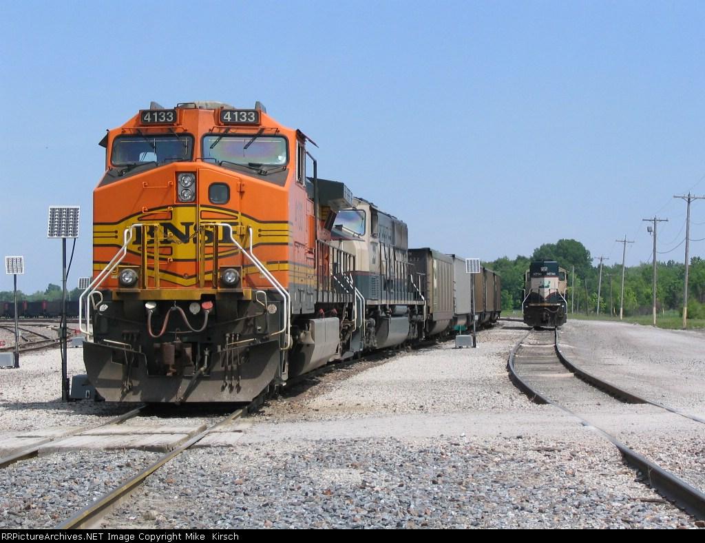 BNSF 4133