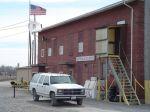 BNSF Yard Office