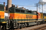 BNSF 2502
