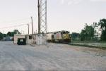 BNSF Depot