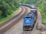 Ethanol Train Pushers