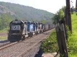 Coal Train Pushers