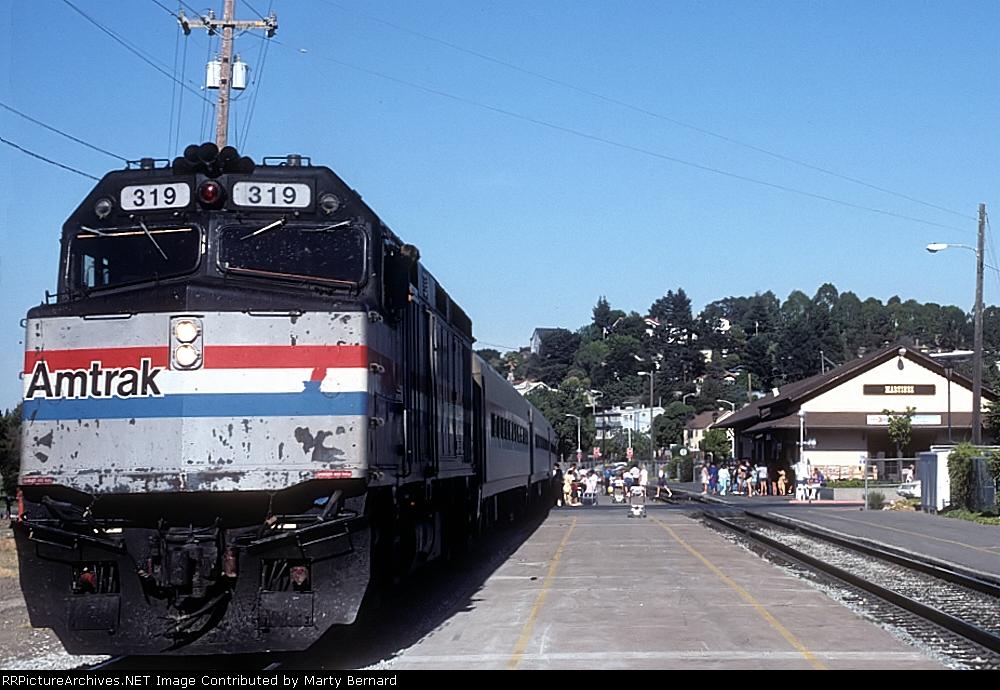 AMTK 319, Tr. 703, A San Joaquin