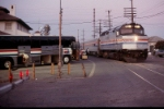 Amtrak 391 in 1991