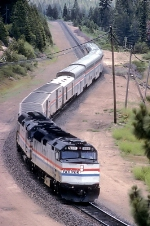 AMTK 362, Tr 5, The California Zephyr