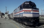 AMTK 408, Tr 6, The California Zephyr