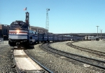 AMTK 408 and 804, Tr. 6 The California Zephyr