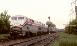 Amtrak 76, 825, and 259 With SB Empire Builder, Tr. 8