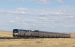 AMTK 79 and 1 Zip WB The Empire Builder