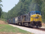 CSX 412 on Q541 heading south