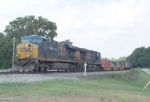 CSX 5250 on Q128 heading south