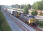 CSX 7359 on Q141 heading south