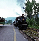 CP 1246 leaves Steamtown
