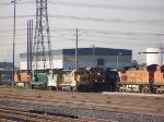BNSF 2580