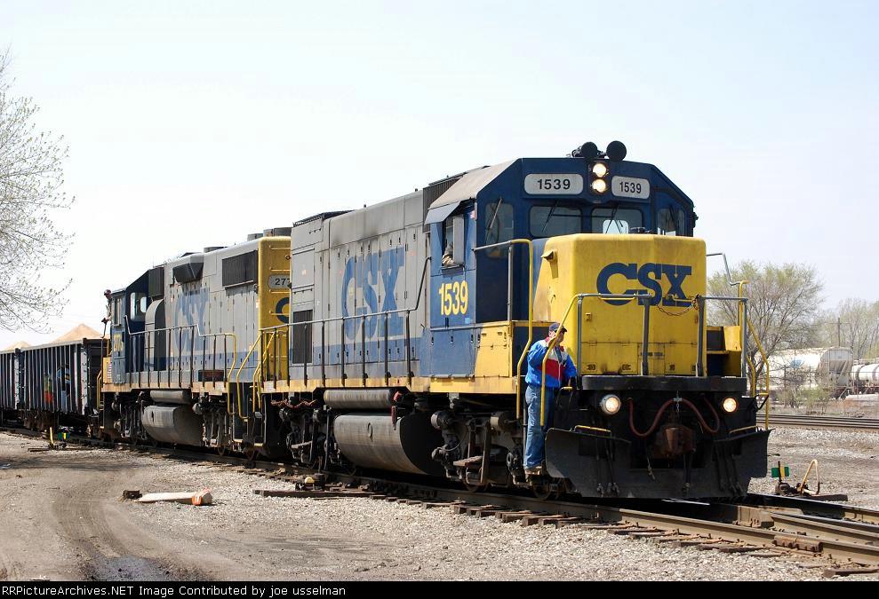 CSX 1539