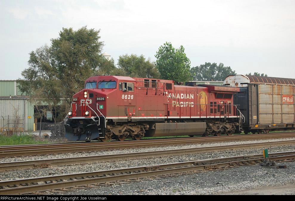 CP 8626