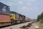 CSX 627 on Q179 passing Q214
