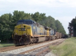 CSX 638 on N100 heading north