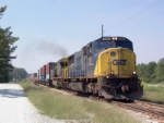 CSX 765 on Q129 heading north