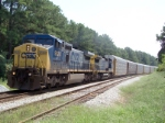 CSX 9024 on Q230 heading north