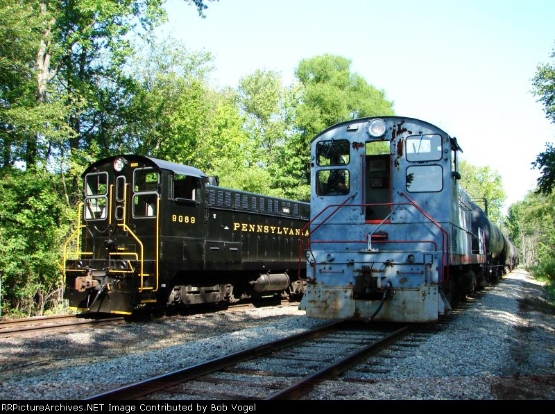 PRR 9069 and SLRS 102