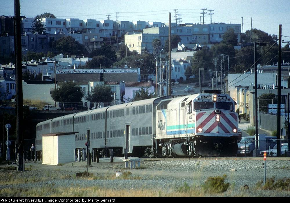 JPBX 902, Train 72