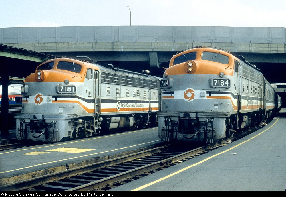 MARC 7181 and 7184 at WUT