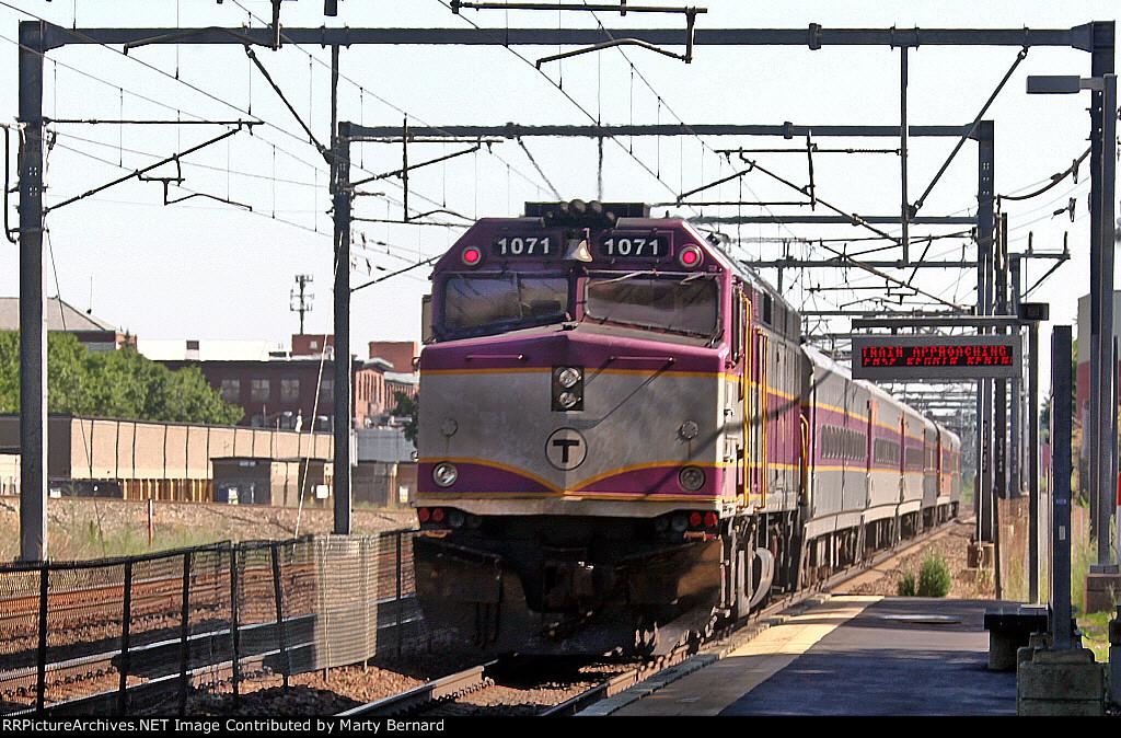 MBTA 1071, Tr 812