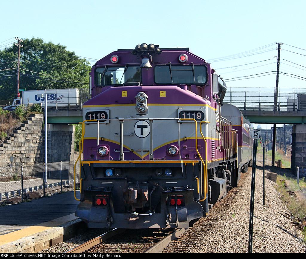 MBTA 1119, Tr 734