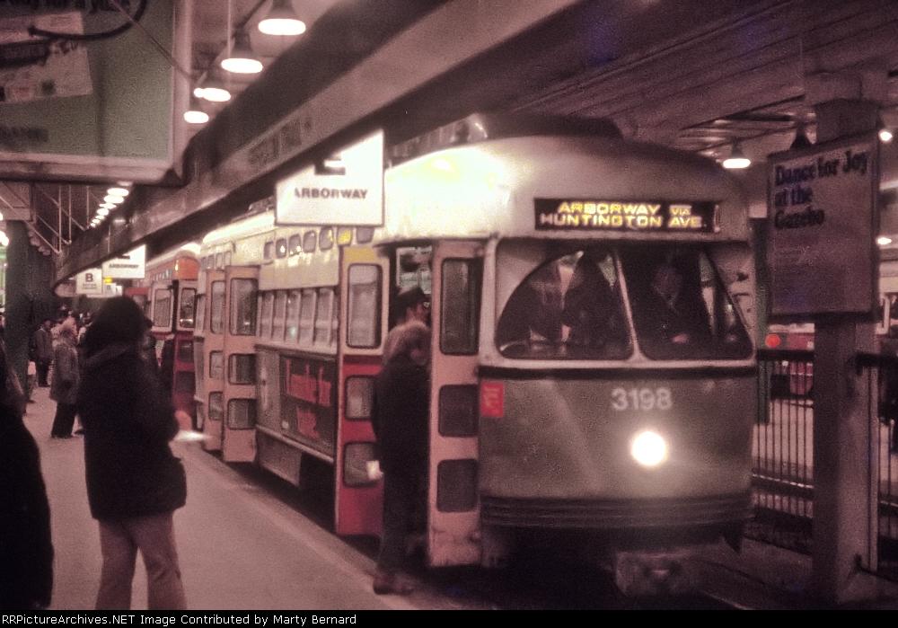 MBTA 3198