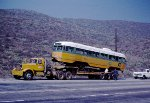 Moving a PCC Car in 1963. Photo by Ray Ballash.