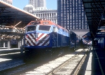Metra 212 and 206 in LaSalle Street Station