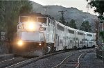 Metrolink 868 With San Bernardino Train 808