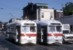 SEPTA 2095 and 2723 on Girard Av.