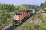 CP 4211 - 4214 east bound, Franz, ONT. Canada