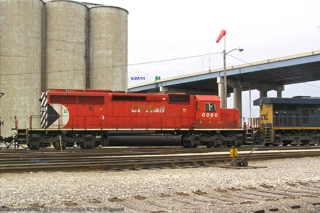 CP 6060 is second banana on ethanol train 666