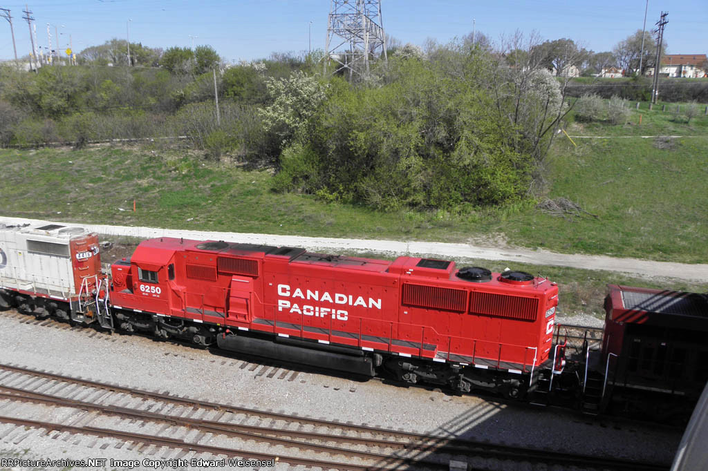 CP 6250 is 2nd on Wednesday's 484