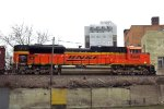 BNSF swishes on both ends of CP 580 with oily TILX tanks
