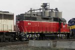 3811, amid train 282, is one of 5 Gp38-3s recently leased by CP