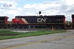 CN 2903 and the foamy chicklet