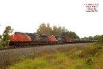 Crude oil unit train