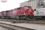 CP 8511 makes its way east