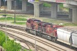 CP 9723 + 9513 wait for a signal for 299